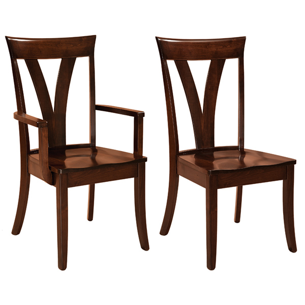 Langley dining chair shipshewana furniture co for Outdoor furniture langley
