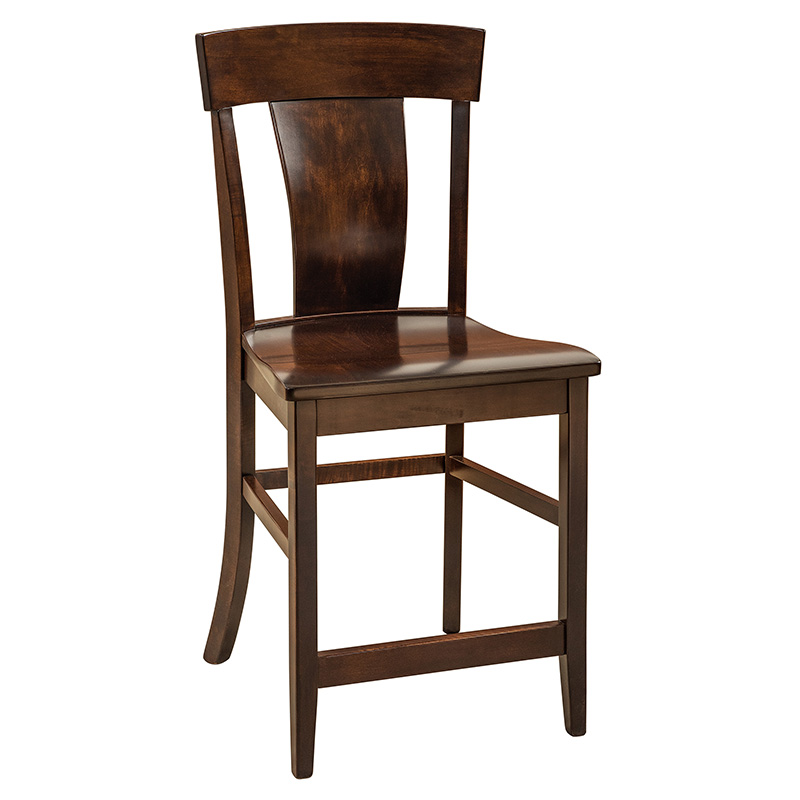 Barrett Stationary Bar Stool