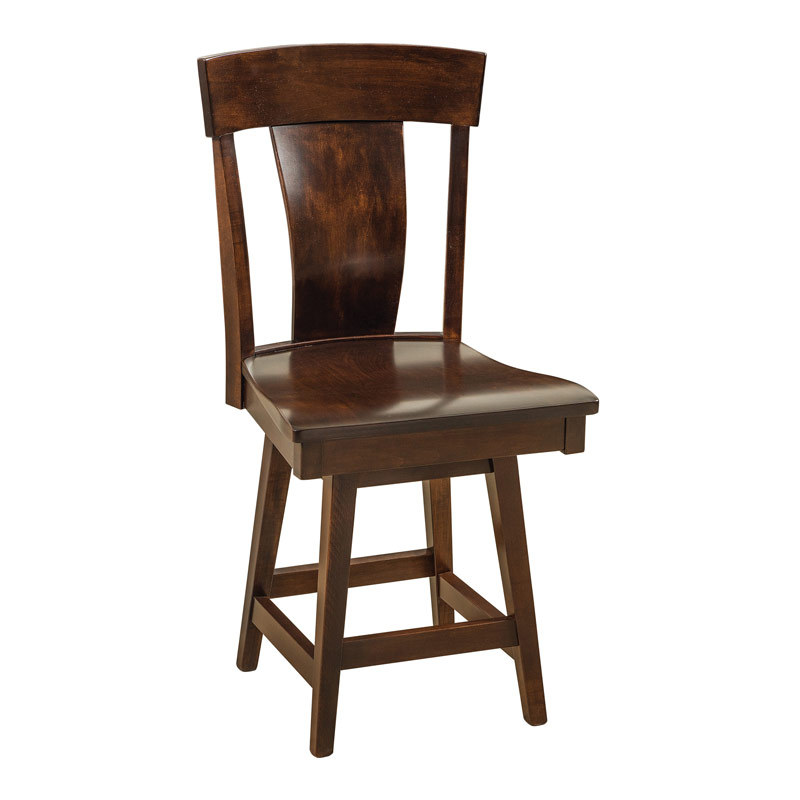 Barrett Swivel Barstool