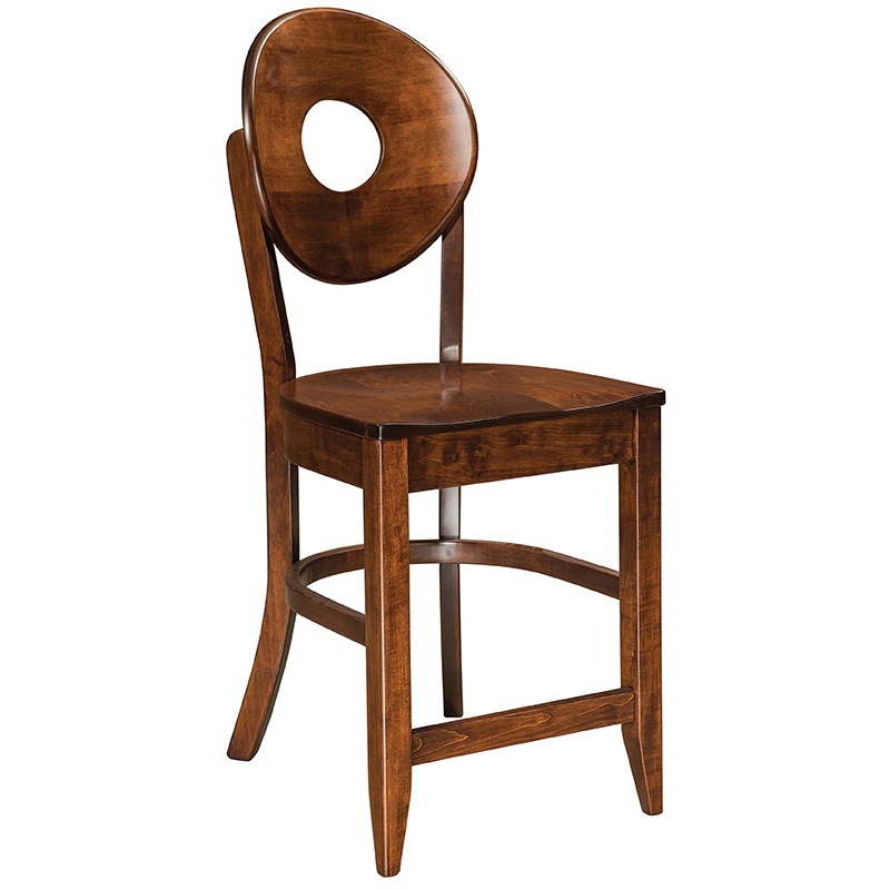 Braxton Stationary Bar Stool