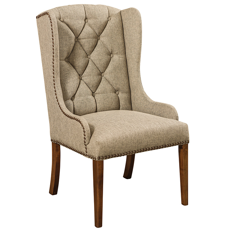 Amish Branson Dining Chairs | Amish Furniture | Shipshewana Furniture Co.