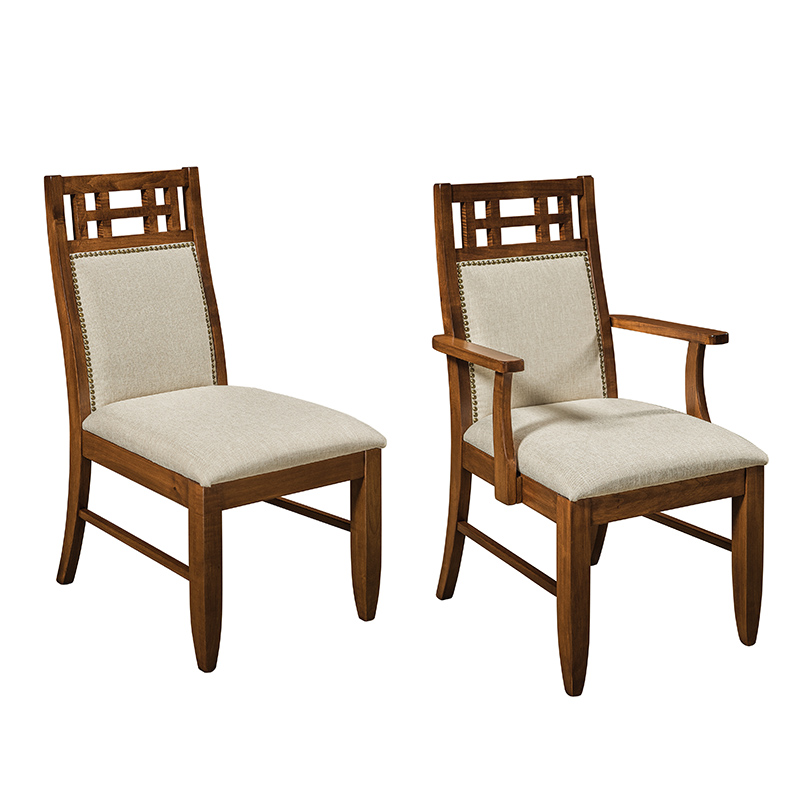 Amish Buckley Dining Chairs | Amish Furniture | Shipshewana Furniture Co.
