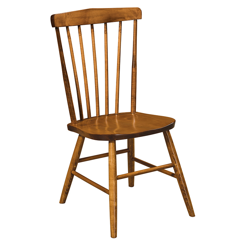 Amish Caroline Dining Chairs | Amish Furniture | Shipshewana Furniture Co.