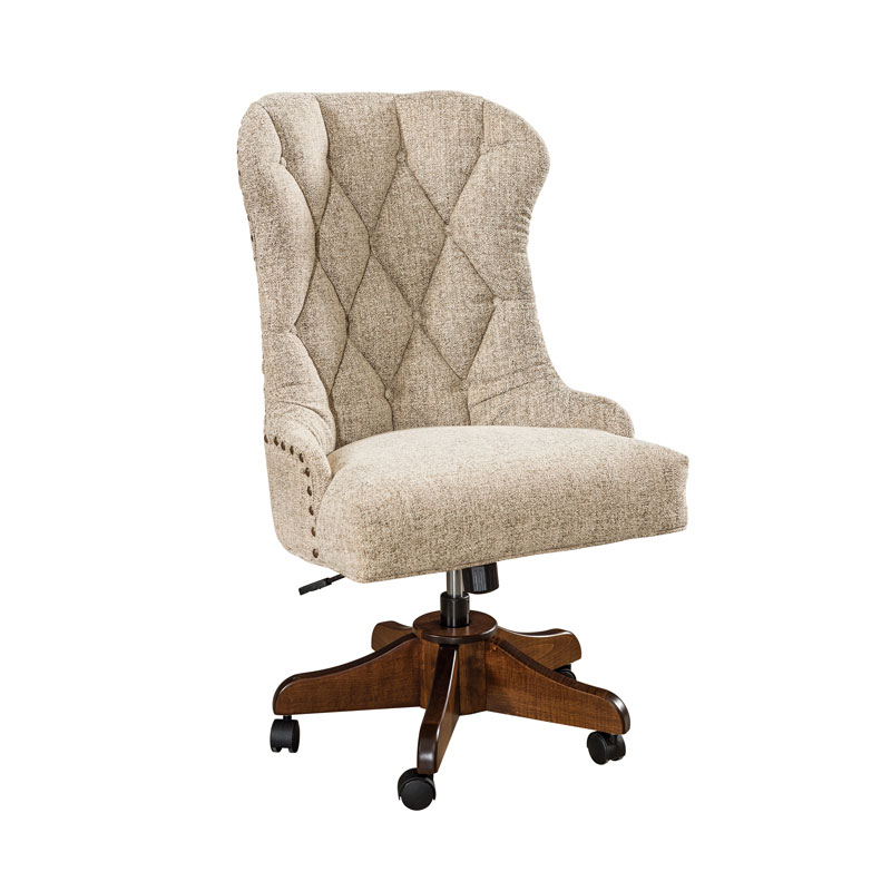 Elwood Arm Desk Chair