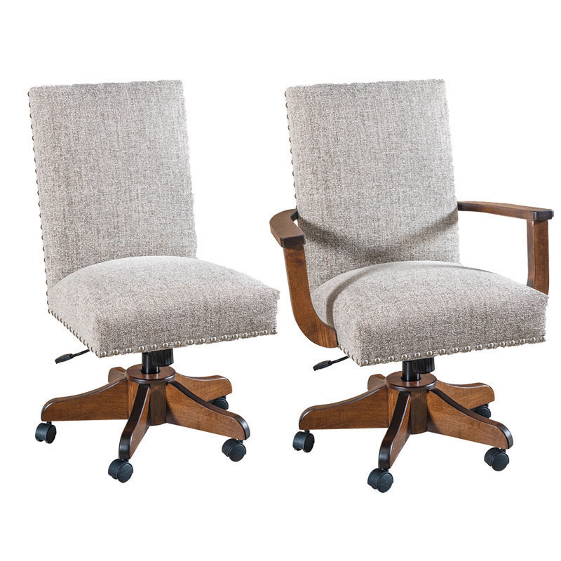 Creston  Arm Desk Chair