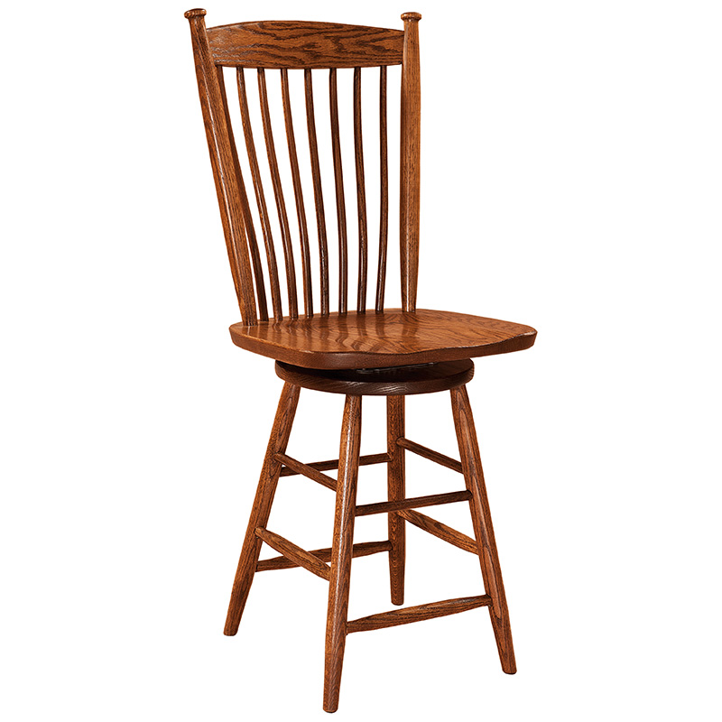 Estonia Swivel Barstool