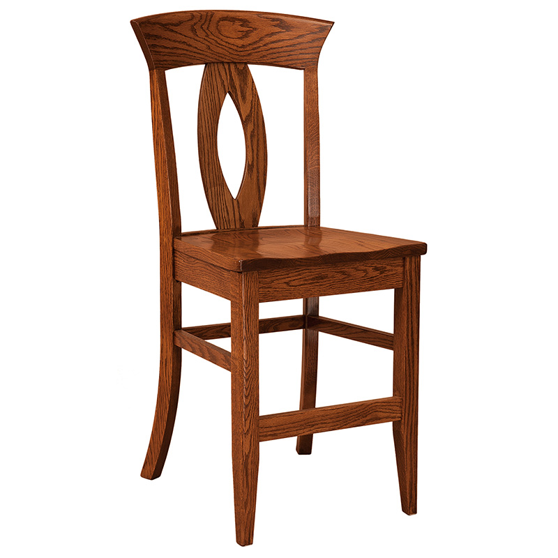 Bethel Grove Stationary Bar Stool