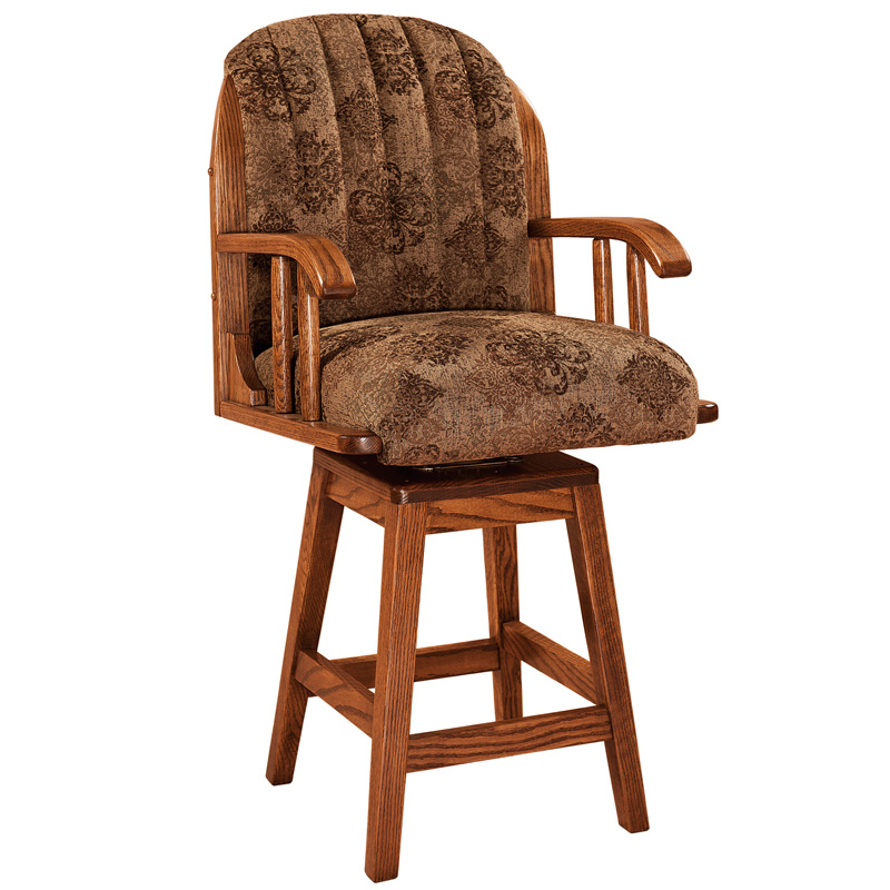 Darlington Swivel Barstool