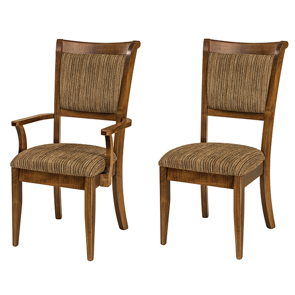 Amish Ames Dining Chair | Amish Furniture | Shipshewana Furniture Co.