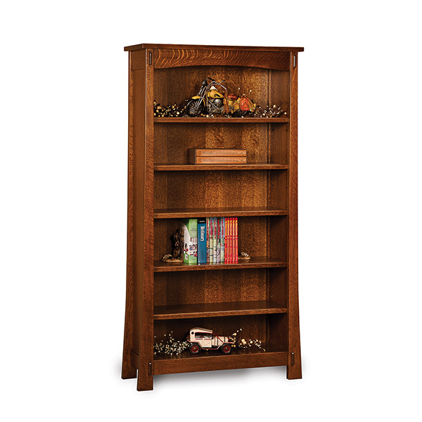 Modesto 6ft Bookcase