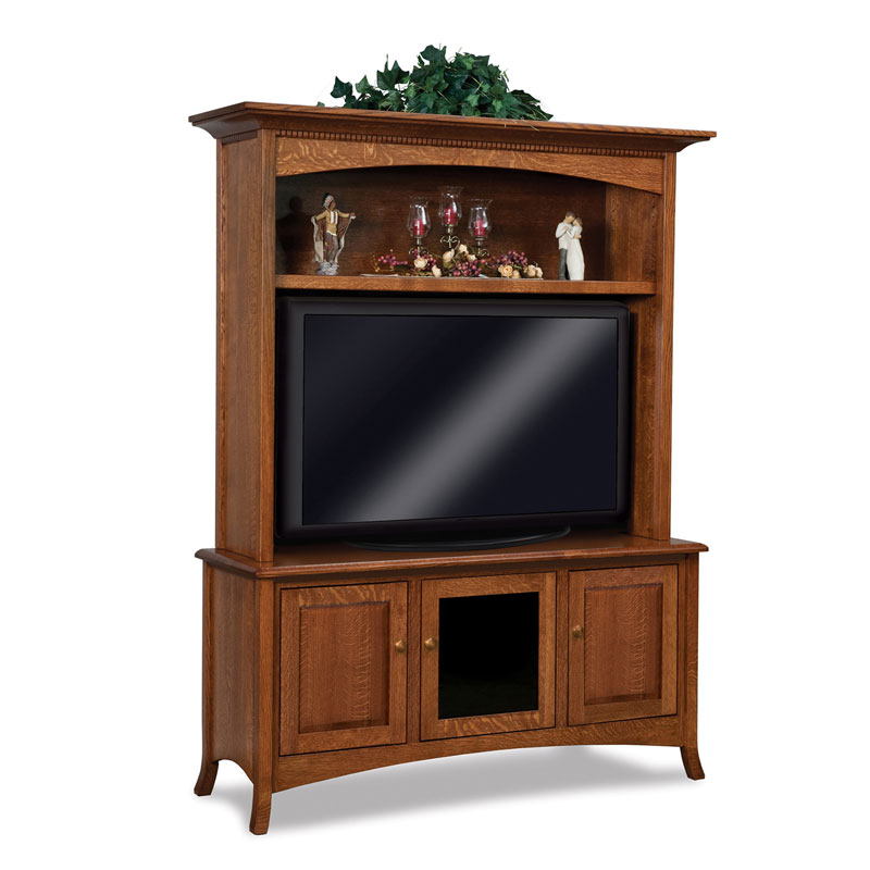Amish Carlisle TV Cabinet | Amish Furniture | Shipshewana Furniture Co.