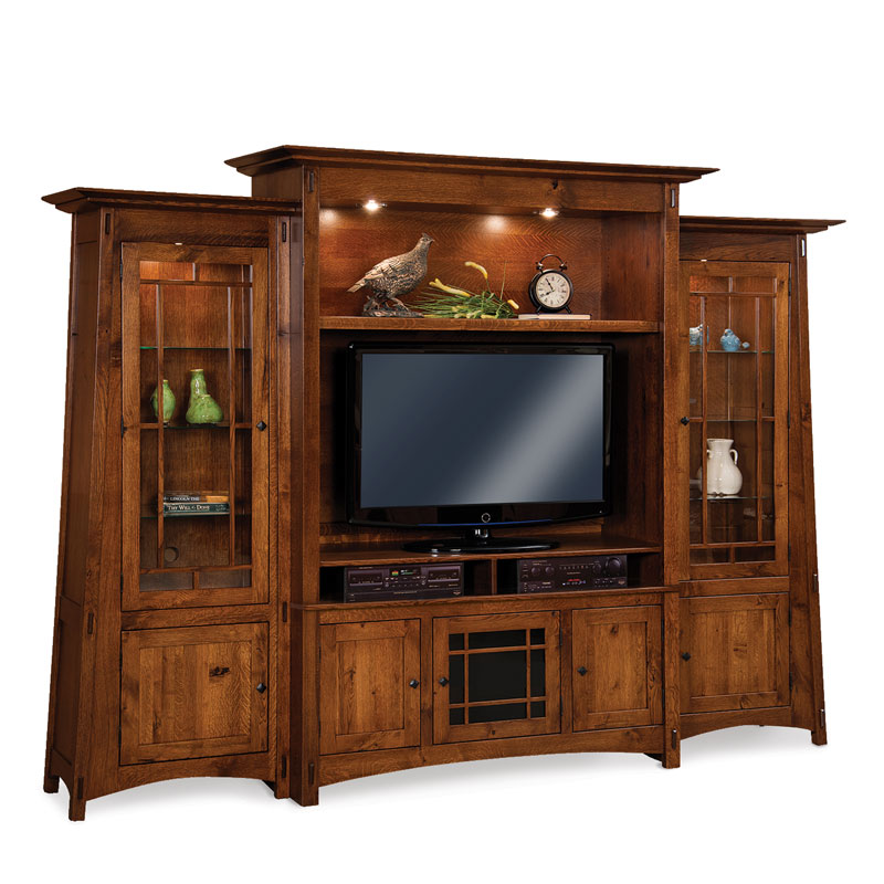 Colbran 4pc Wall Unit