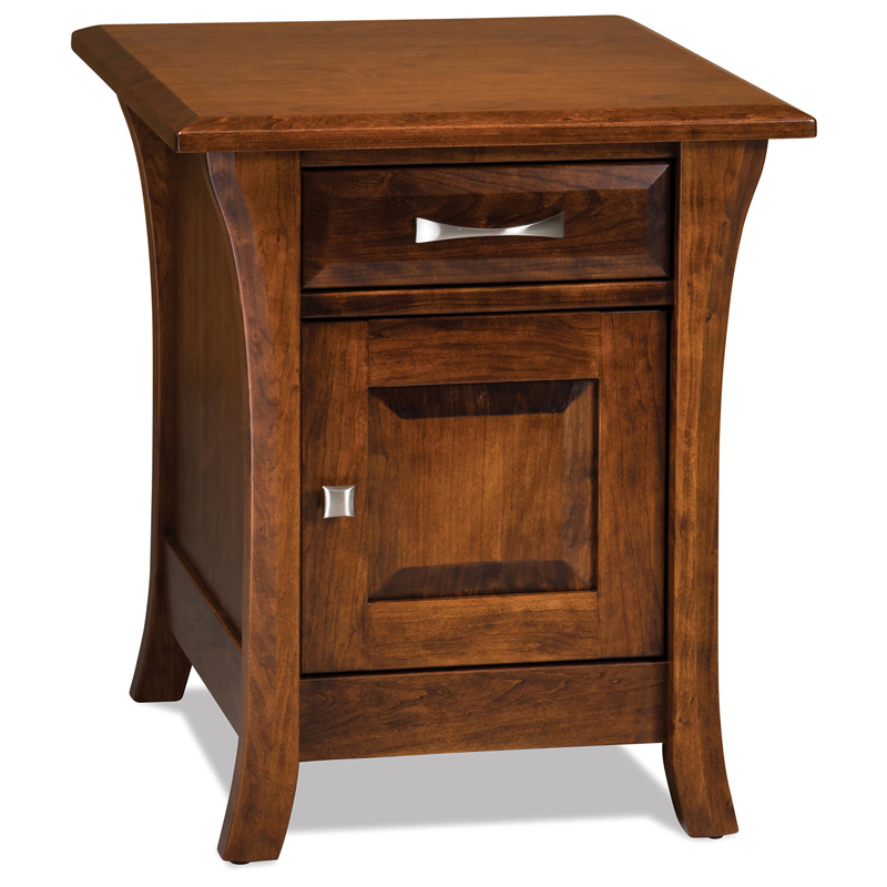 Ensenada Enclosed End Table