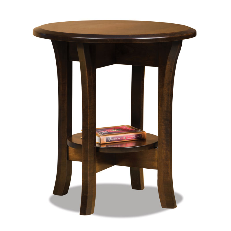 Ensenada 22in Round End Table