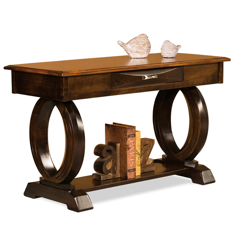 Saratoga Open Sofa Table