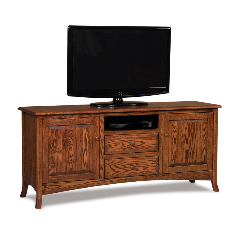 "Amish Carlisle 72"" TV Stand 