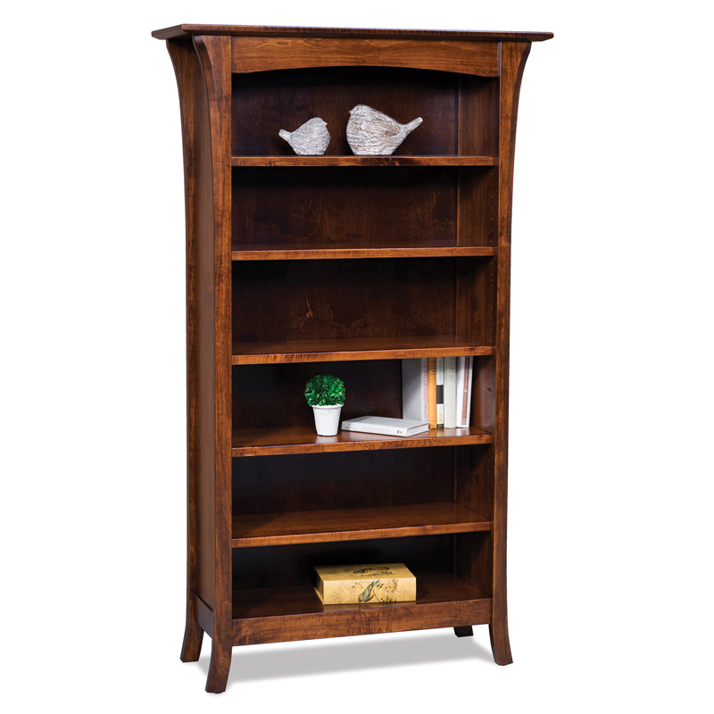 Ensenada Bookcase 6ft