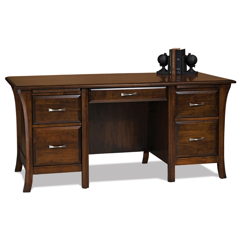 "Amish Ensenada Desk 67""W 