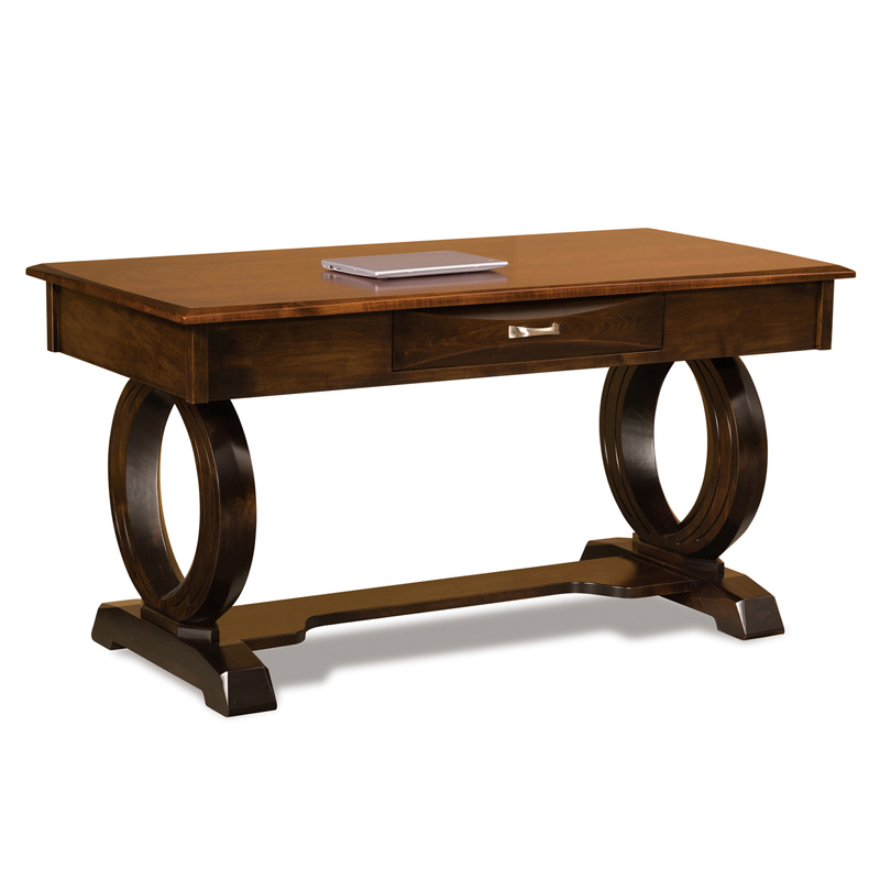 Amish Saratoga Writing Desk | Amish Furniture | Shipshewana Furniture Co.