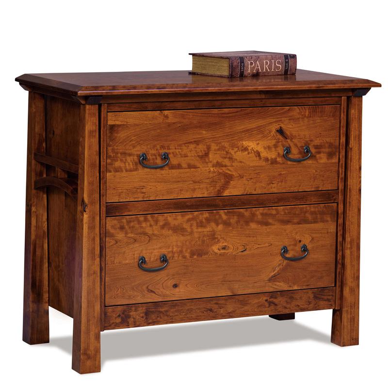 Amish File Cabinets, Amish Furniture | Shipshewana Furniture Co.