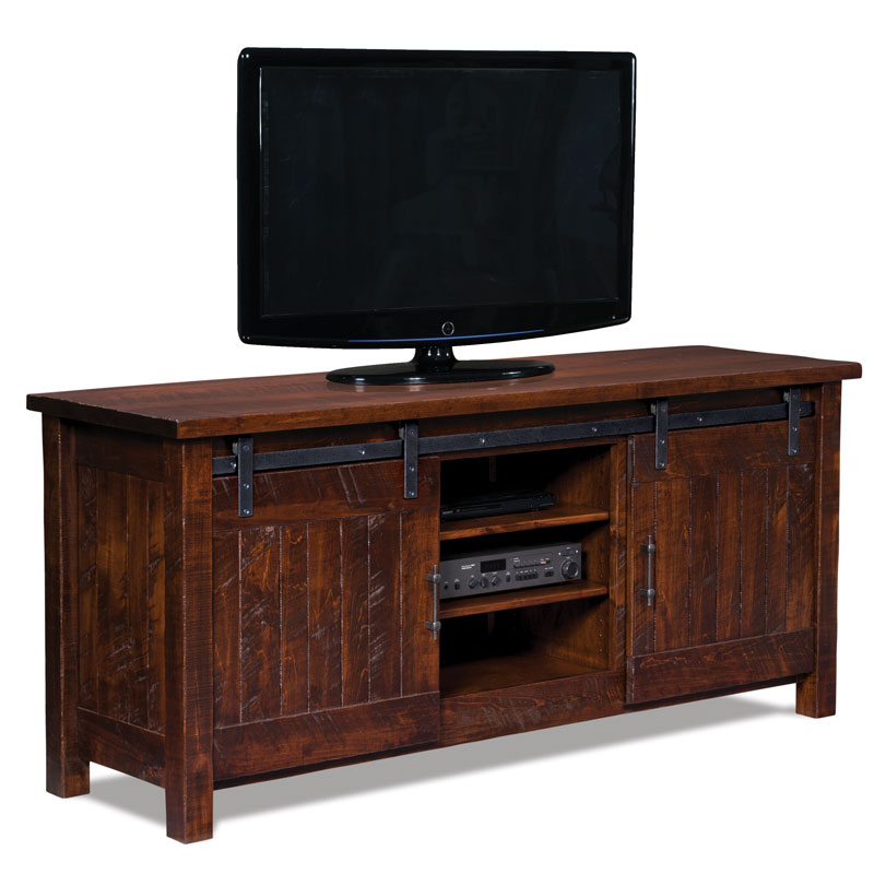 Houston 2 door TV stand