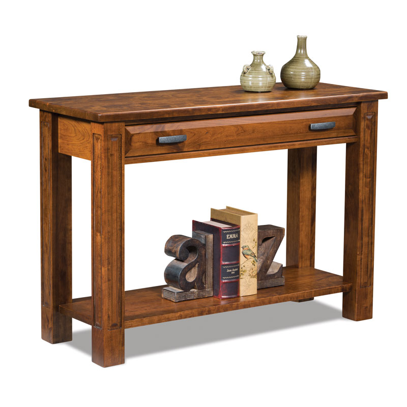 Lexington Open Sofa Table