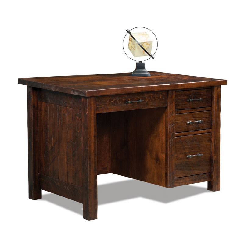 Houston Single Pedestal Desk
