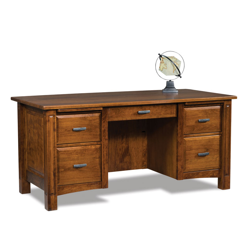 Lexington Double Pedestal Desk
