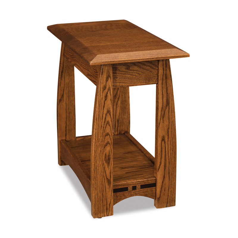 Boulder Creek Chair Side End Table