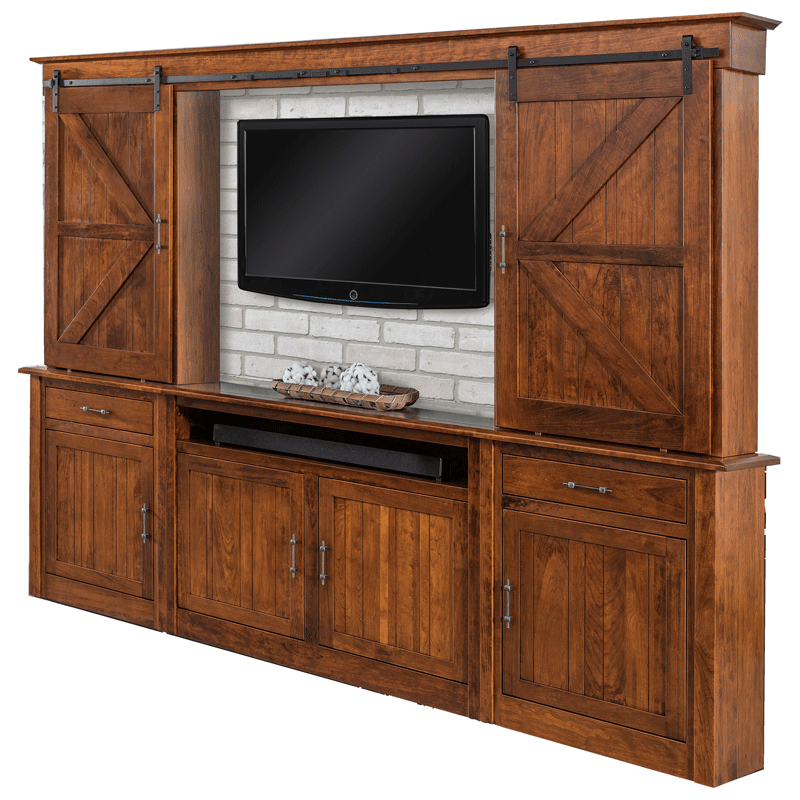 Timbra 6 Piece Wall Unit