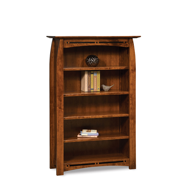 Boulder Creek Bookcase 5ft