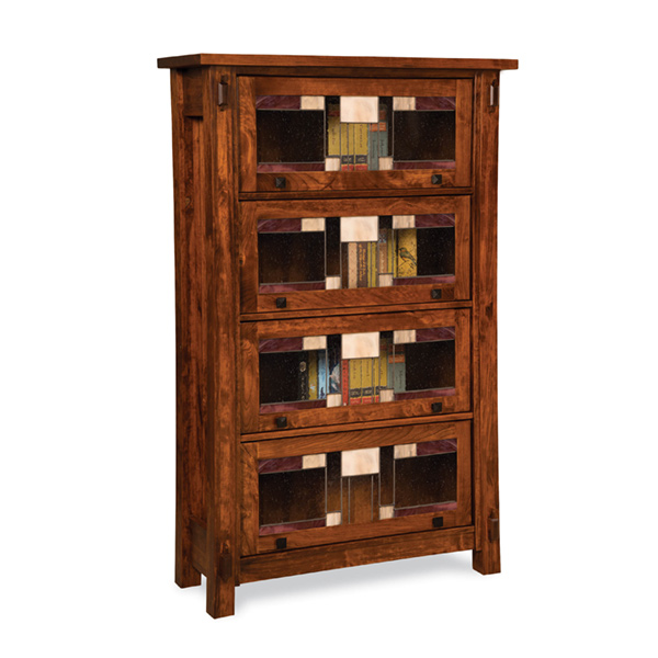 Craftsman Barrister Bookcase