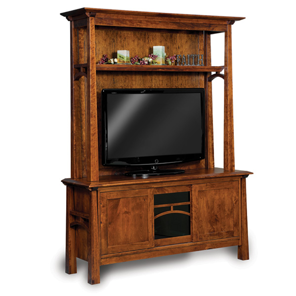 Amish Artesa TV Cabinet | Amish Furniture | Shipshewana Furniture Co.