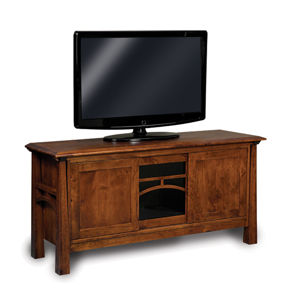 "Amish Artesa 63"" TV Stand 