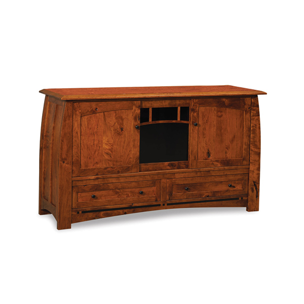 "Amish Boulder Creek TV Stand 36""H 