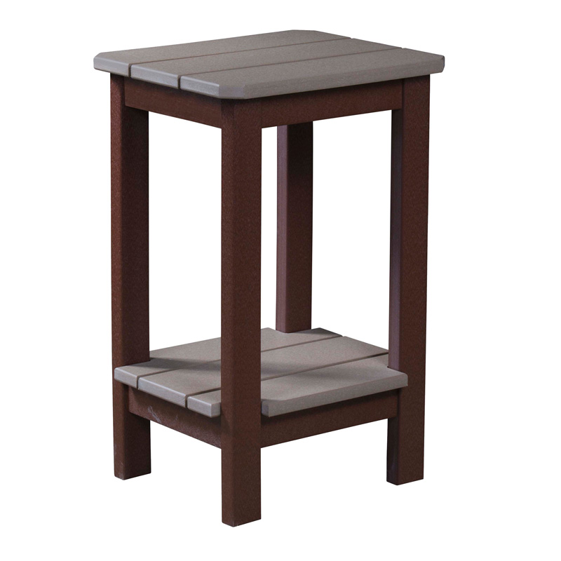 Counter Height End Table