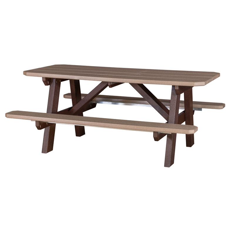 "Childs Picnic Table 20""H"