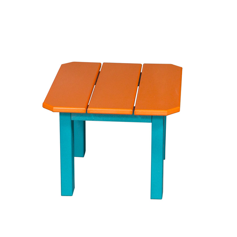 "Childs 4 Leg Table 17 x 20 x 13""H"