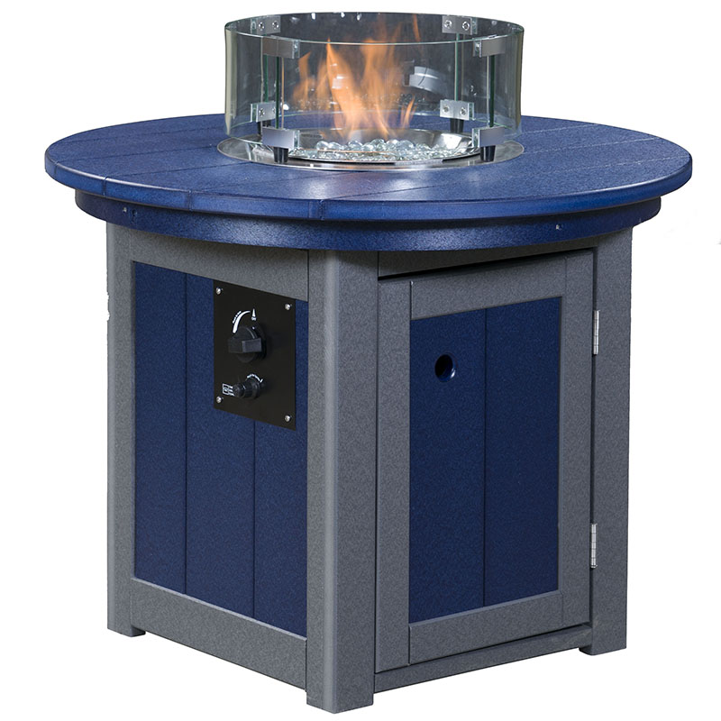 "Fire Pit Table 32"" Round"
