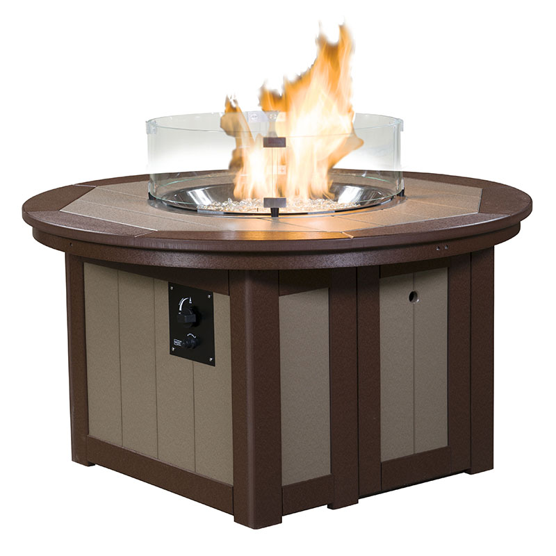 "Fire Pit Table 48"" Round"