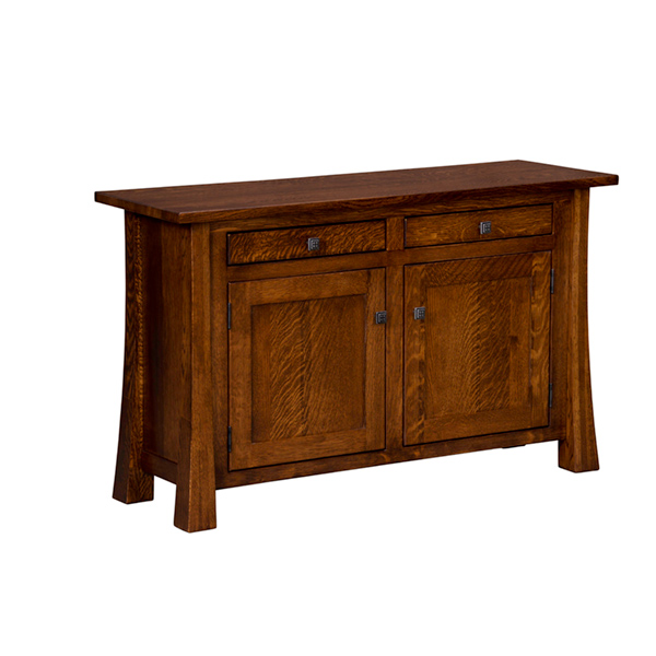 Lakewood cabinet sofa table shipshewana furniture co - Sofa table with cabinets ...