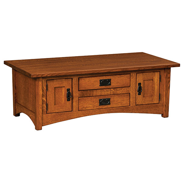 Ashton Cabinet Coffee Table