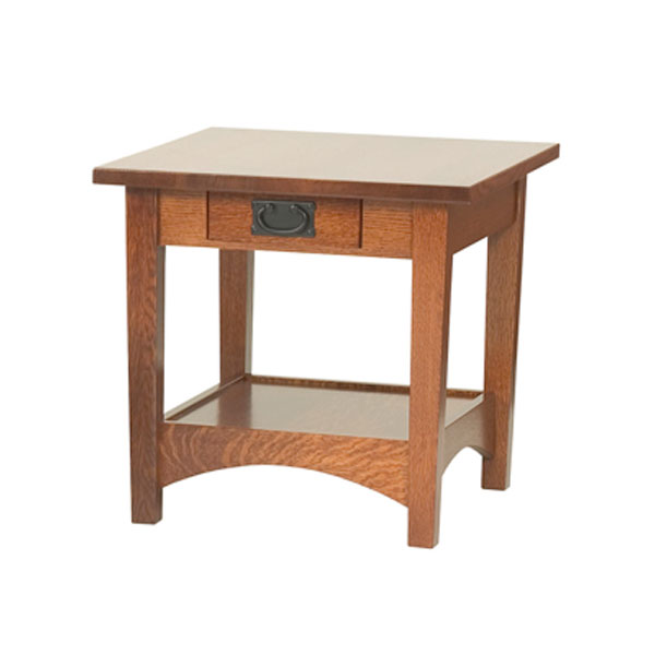 Amish Ashton End Table | Amish Furniture | Shipshewana Furniture Co.