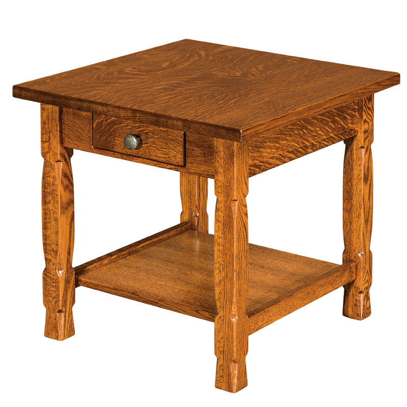 Rollings End Table