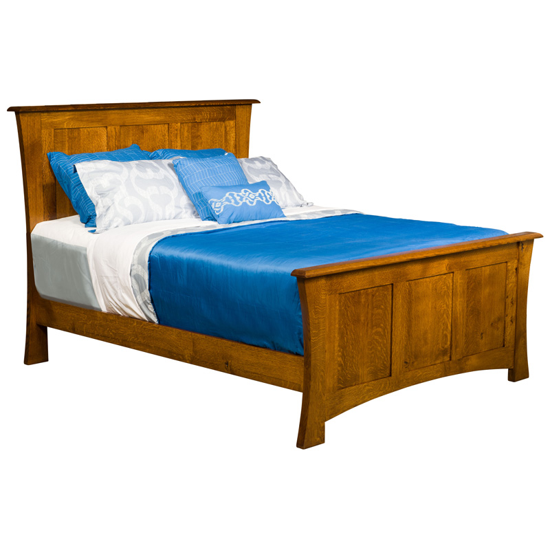 Amish Matison Bed | Amish Furniture | Shipshewana Furniture Co.