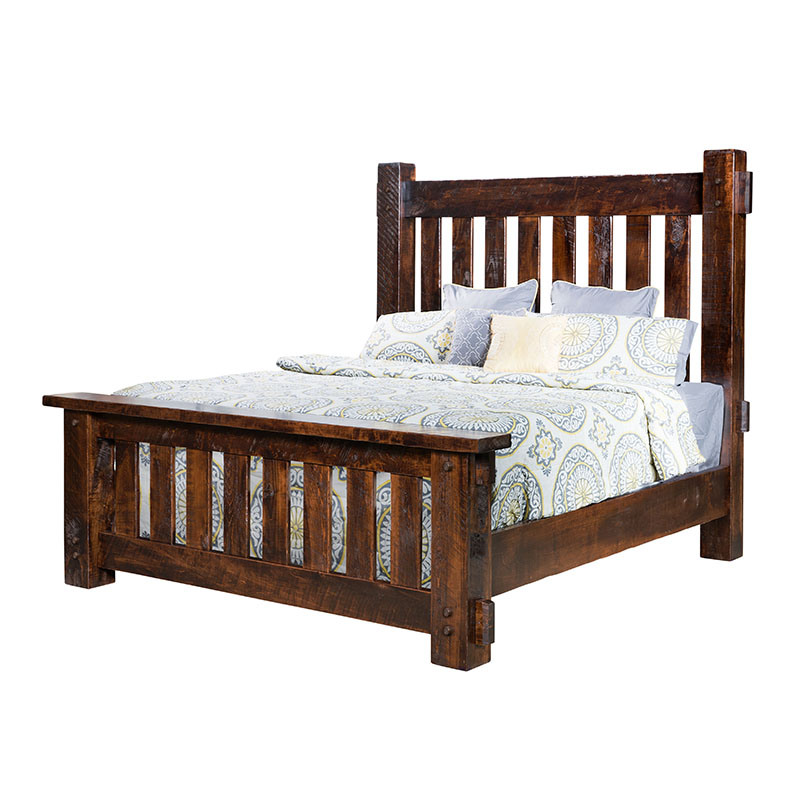 Houston Bed - Larger