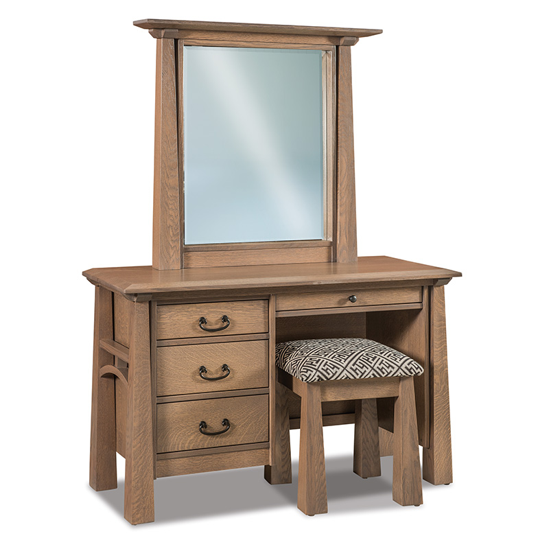 Artesa Vanity Dresser with Bench