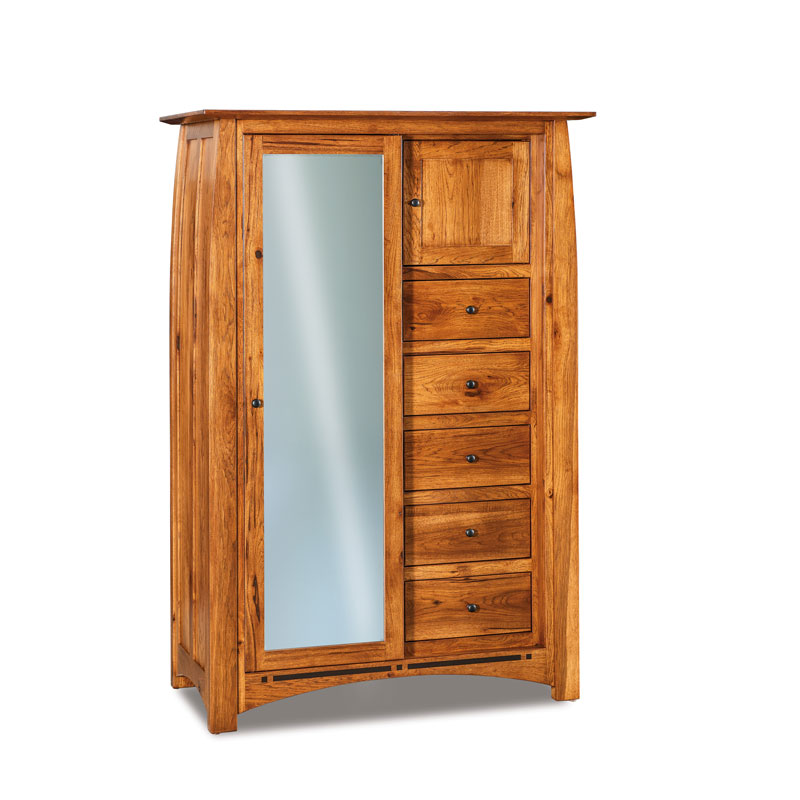 Boulder Creek Sliding Door Chifferobe