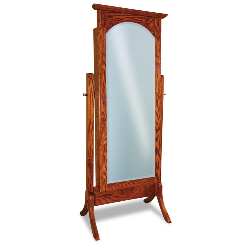 Carlisle Straight Jewelry Mirror