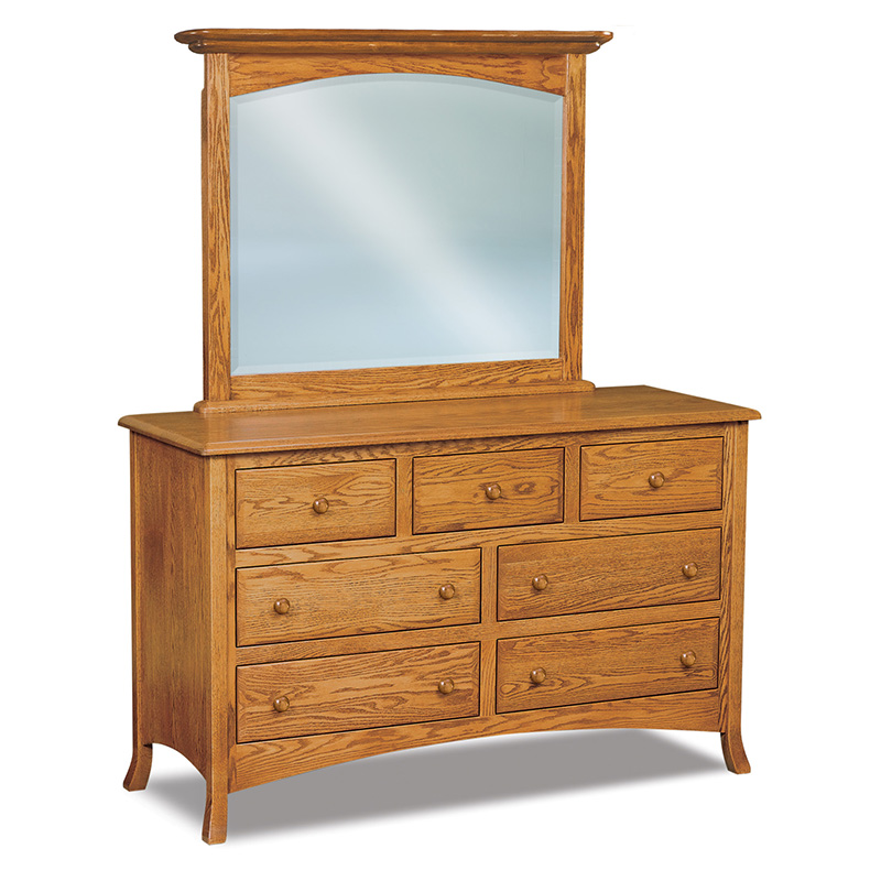 Carlisle 7 Drawer Dresser 59""
